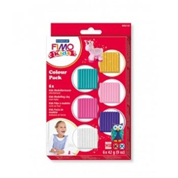 Polimer clay Fimo Kids Fresh colours kit
