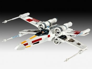 Модел на X-Wing Fighter, комплект- Revell