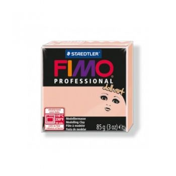 Polimer clay Fimo Profess Doll Art 85 g. pink
