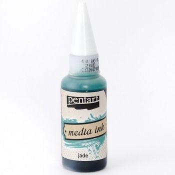 Alcohol Ink Media ink 20ml - Jade green P21038