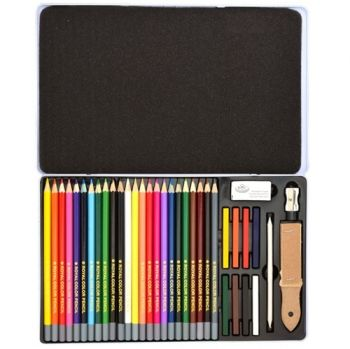 Set of colour pencils Rart-201- Royal Langnickel