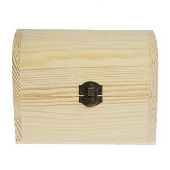 Wooden box 1096 - 11.8 / 8 / 9 cm - Chenfei