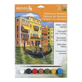 Paint by numbers acrylic kit - Venice
