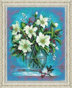 "Cross-stitch kit Golden Hands ""Freshness"""