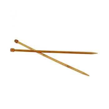 Bamboo knitting needles Creativ - size 8