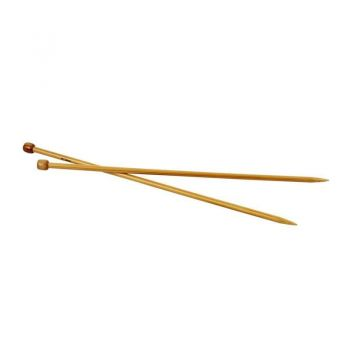 Bamboo knitting needles Creativ - size 9