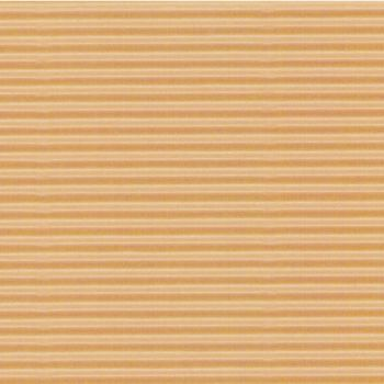 Corrugated cardboard pastel apricot