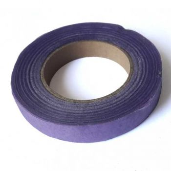 Flower tape - purple