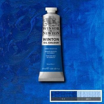 Oil color Winton, 37ml - french ultramarine