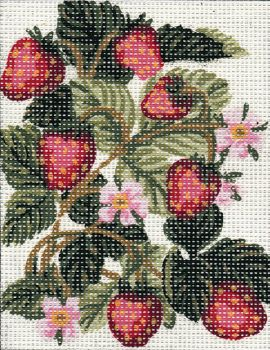 Printed embroidery Collection D'Art 3.160 Peaches
