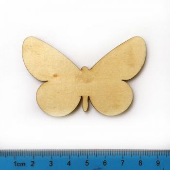 Wooden figure - Butterfly 4 - Craftabilia