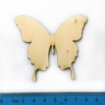 Wooden figure - Butterfly 5 - Craftabilia