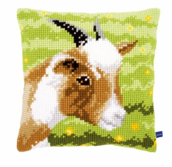 Vervaco cross stitch cushion PN-0155268 Baby Horse