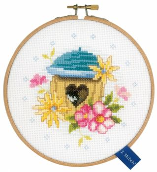 Vervaco cross-stitch PN-0153751 Ducklings