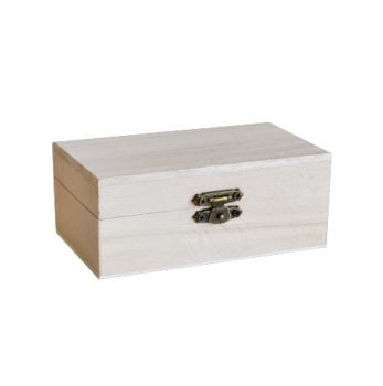 Wooden box 5003 - 17.3 / 12.3 / 7.7 cm - Chenfei