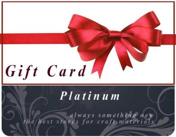 Gift Card Platinum