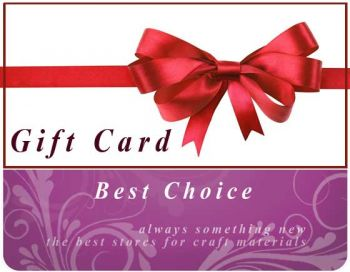 Gift Card Best Choice