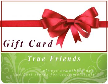 Gift Card True Friends