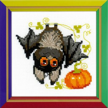 Cross-stitch Riolis HB176 Upside Down