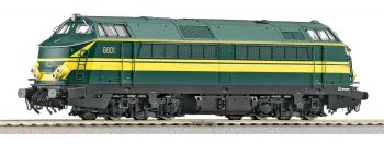 Model of electric locomotive Rh 1216, HO