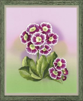 Cross-stitch kit Riolis 0071PT Roses