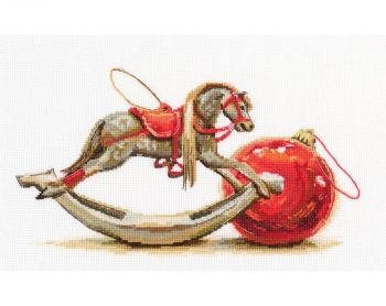 Cross-stitch kit RTO M644 Feast from childhood