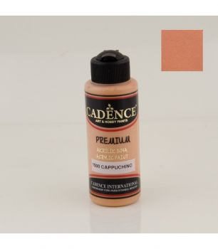 Акрилна боя CADENCE Premium 120ml - LIGHT PINKISH ORANGE 9047