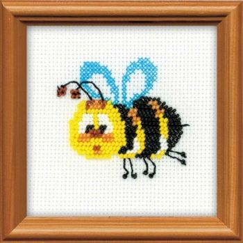 Embroidery kit Riolis 1111 Bee
