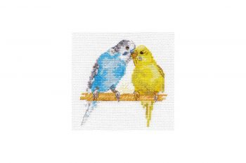 "Cross-stitch kit ""SQUIRELL"" - Alisa 0-173"