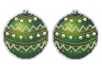 Orchidea 7609 cross-stitch decoration Christmas