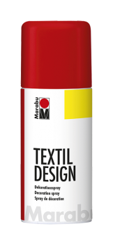 Nerchau textile paint - Cherry Red