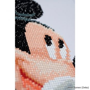 Diamond Painting Kit Vervaco - PN-0173563 - DISNEY OLAF