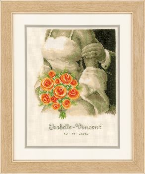 Cross-stitch kit Vervaco PN-0012088