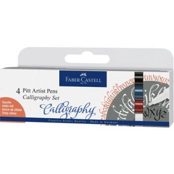 Calligraphic marker Artist Pen Calligraphy, Soft Calligraphy Faber-Castell PITT