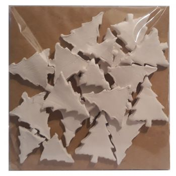 Shapes for decoration Christmas trees