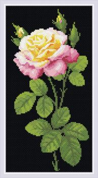 Diamond Mosaic Wonderful Rose AM0034