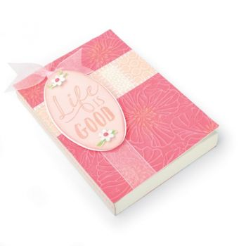 Embossing folders - Lovely Lace