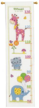 Embroidery kit Vervaco  PN-0154532 - Cat in the tree