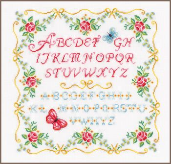 Embroidery kit Vervaco   PN-0153862 -  Cool Maya