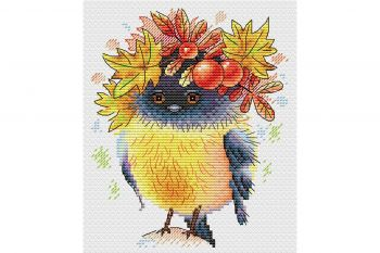 "Cross-stitch kit MP STUDIA SM-219 ""Artizan"""