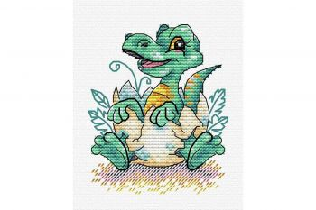 "Cross-stitch kit MP STUDIA SM-142  ""Plimbare de toamnă"""