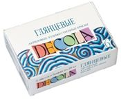 Acrilic paint Decola - 9 colours