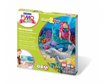 Polimer clay Fimo Kids Basic