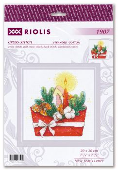 Cross-stitch kit Riolis 1906 To the Holidays