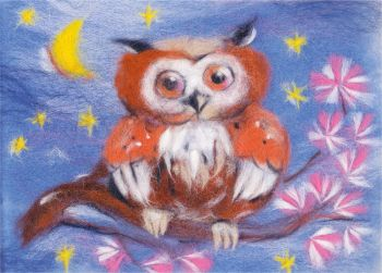 Kit Woola -  WA-0130 Owl