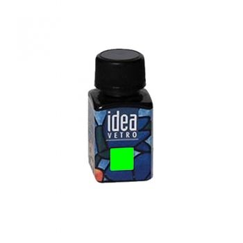 Idea Vetro glass paint Light Green