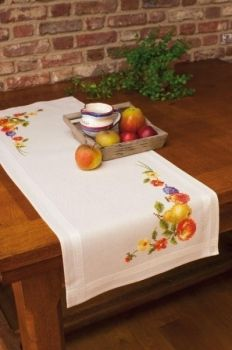 Vervaco PN-0013321 Rectangle with fruits