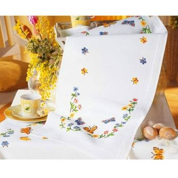Vervaco PN-0013227 Rectangle with wild flowers