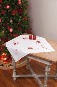 Vervaco PN-0013212 Square with raindeer