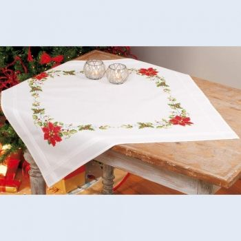 Vervaco PN0013213 Square table-cloth with Cristmas star
